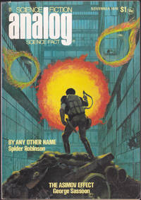 Analog Science Fiction / Science Fact, November 1976 (Volume 96, Number 11)
