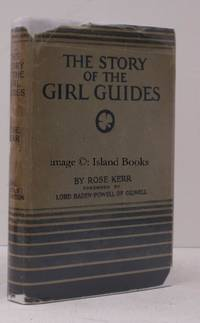 image of The Story of the Girl Guides.