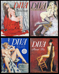 image of Diva Bondage: The History of Bondage in Modern Popular Art. Diva Amour Fou. Diva Blue: Our Choice of the Most Intriguing Erotic Movies. Diva Cine Sex Star: Our Beloved Sex Stars of the 1950s, 1960s & 1970s