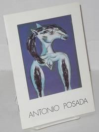 Antonio Posada [exhibit pamphlet]