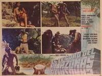 El Tesoro del Amazonas [movie poster]. (Cartel de la película) by  Sonia Infante  Bradford Dillman - from Alan Wofsy Fine Arts and Biblio.com