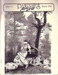 Pawprints Fanzine #1 Winter 1994