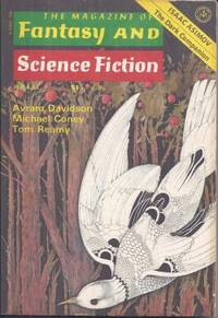 The Magazine of FANTASY AND SCIENCE FICTION (F&SF): April, Apr. 1977