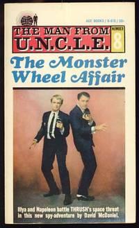 The Man from U.N.C.L.E. #8 - The Monster Wheel Affair