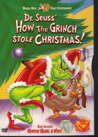 image of HOW THE GRINCH STOLE CHRISTMAS! and HORTON HEARS A WHO!