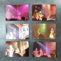 6 Snapshots of the Slits in Performance