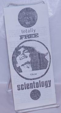 image of You can be totally free thru Scientology