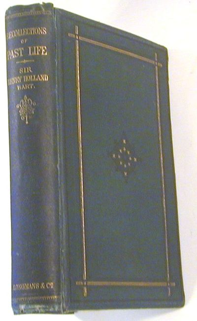 London: Longmans, Green, and CO, 1872. Hardcover. Very good. First edition after the privately print...