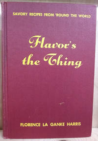 image of Flavor's the Thing