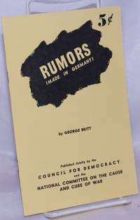 image of Rumors (Made in Germany)