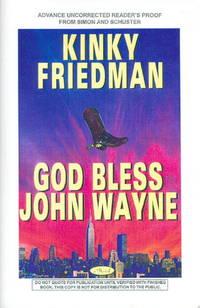 image of GOD BLESS JOHN WAYNE.