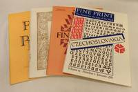 image of Fine Print: The Review for the Arts of the Book - Complete for 1987 (Vol. 13, Nos. 1-4)
