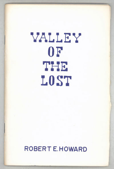 [Columbia, Pennsylvania: Published by Charles Miller, 1975. Octavo, printed wrappers. First edition....