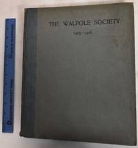 14th Annual Volume of the Walpole Society, 1925-1926