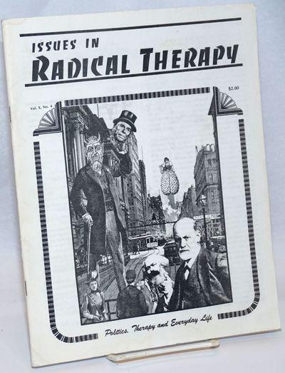 Springfield, IL: Cooperative Power, Inc, 1983. Newspaper. 62p. stapled wraps, articles, essays, revi...