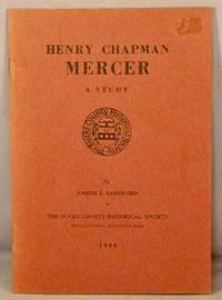image of Henry Chapman Mercer, A Study.