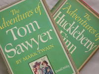 The Adventures of Tom Sawyer & The Adventures of Huckleberry Finn (2 Vol. Hardcover Set)