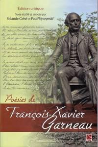 Poésies de François-Xavier Garneau.