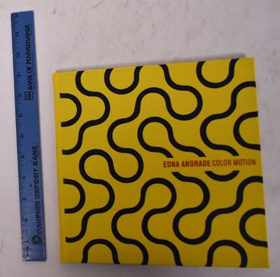 Philadelphia: The Print Center, 2012. Hardcover. VG.. Yellow cloth with dark blue design, red letter...