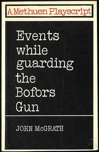 Events While Guarding the Bofors Gun