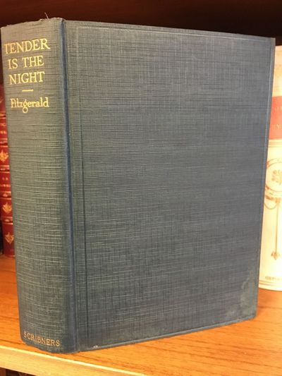 New York: Charles Scribner's Sons, 1934. First Edition, First Printing. Hardcover. Octavo, 408 pages...