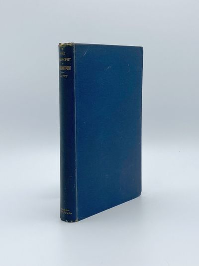 Boston: Houghton, Mifflin and Company, 1885. A very good plus copy with some light wear at ends of s...