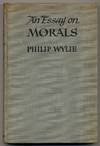 An Essay On Morals