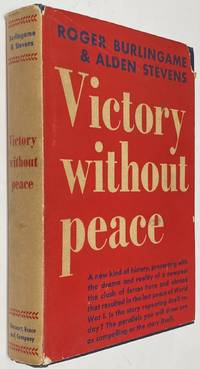 image of Victory without peace [Inscribed to Edgar G. Sisson]
