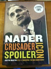 Nader: Crusader, Spoiler, Icon