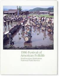 1986 Festival of American Folklife: Program Book