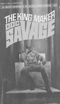 Doc Savage: The King Maker