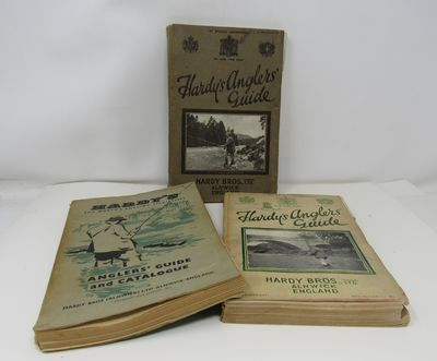 Hardy's Anglers Guide for 1927, 1931,...
