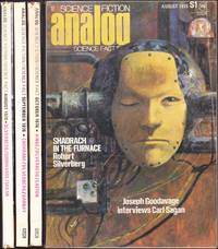 Shadrach in the Furnace serialized in Analog Science Fiction / Science Fact, August, September, October 1976