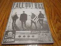 Fall Out Boy; The Boys of Zummer Tour 2015 Program