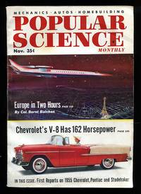 image of Popular Science Monthly, November 1954