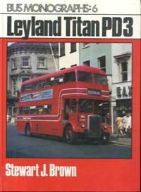 Leyland Titan PD3 : Bus Monographs 6