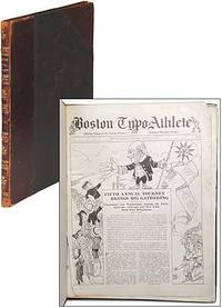 Boston Typo-Athlete. Official Organ of the Union Printers. National Baseball League