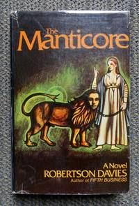 image of THE MANTICORE.