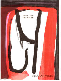 Derriere Le Miroir. No. 240  Bram Van Valde.