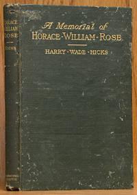Memorial of Horace William Rose