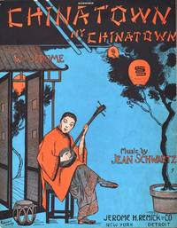 CHINA TOWN MY CHINATOWN