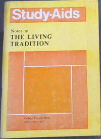 Study-Aids: Notes on the Living Tradition