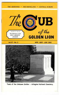 The Cub of the Golden Lion Volume 57 - No. 3: April - May - June 2001
