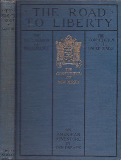 Chicago: The John C. Winston Company, 1928. Hardcover. Very good. Octavo. Two books in one: 82 pages...