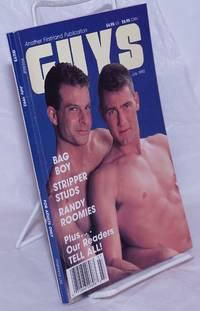 image of Guys magazine vol. 5, #5, July 1992; Bag Boy