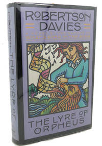 image of THE LYRE OF ORPHEUS :  A Novel