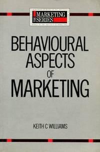 Behavioural Aspects of Marketing