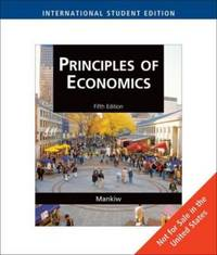 image of Principles of Economics [Hardcover] by N. Gregory Mankiw