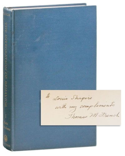 Chicago: University of Chicago Press, . First Edition. First Printing. Octavo (21.25cm.); publisher'...
