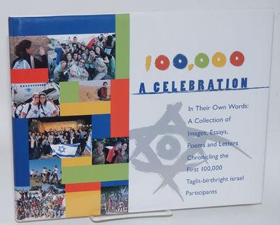 New York; Jerusalem: Taglit, n.d.. 103p., oblong 8.5x11 inches, very good hardcover in dj, thoroughl...